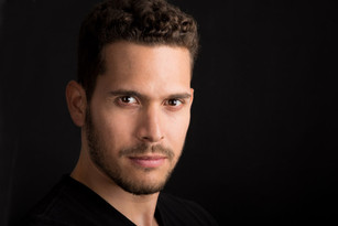 Actor Pedro Flores Plays a Dazzling Leading Man on Screen