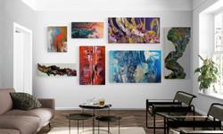 YMK Custom Paintings