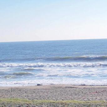 6月18日の波