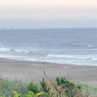 6月17日の波