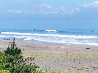 6月15日の波