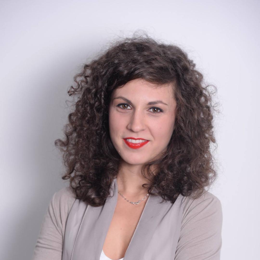 Alexandra Enache - Manager GameDev Academy