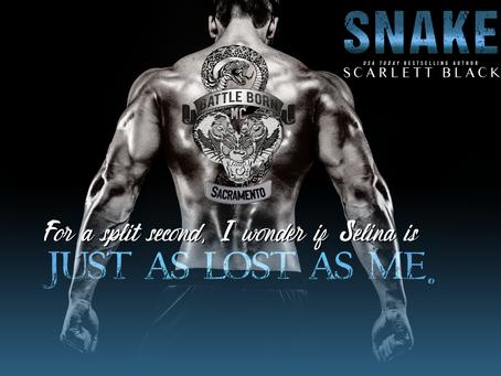 Chapter Reveal: Snake