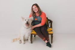 Staff Dog Trainer, DogMa Jenna