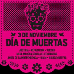 Día de Muertas