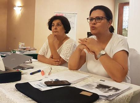"""AIM LANCE LA PHASE 2 DU PROGRAMME : """" FEMMES LEADERS DE DEMAIN - TUNISIE"""""""