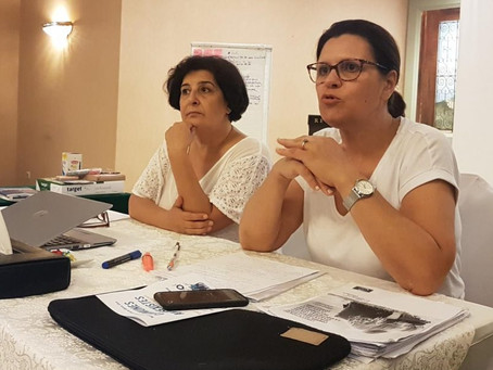 "AIM LANCE LA PHASE 2 DU PROGRAMME : "" FEMMES LEADERS DE DEMAIN - TUNISIE"""