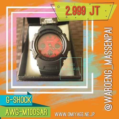 Gshock AWG-M100AR-1AJF