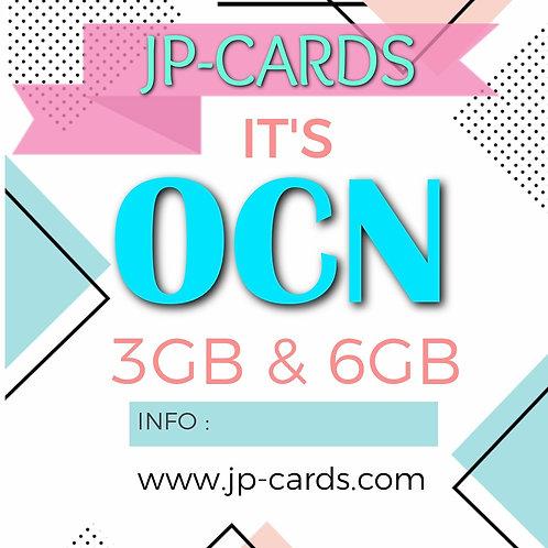 Docomo OCN 3gb