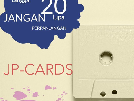 Kenapa Perpanjangan Kartu AICOM Harus Melalui JP-CARDS ?