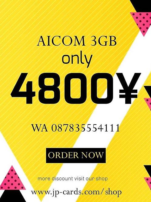 AICOM 3 GB