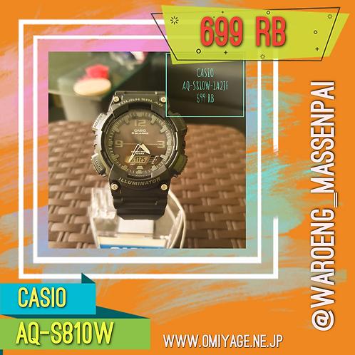 Casio Original AQ-S810W