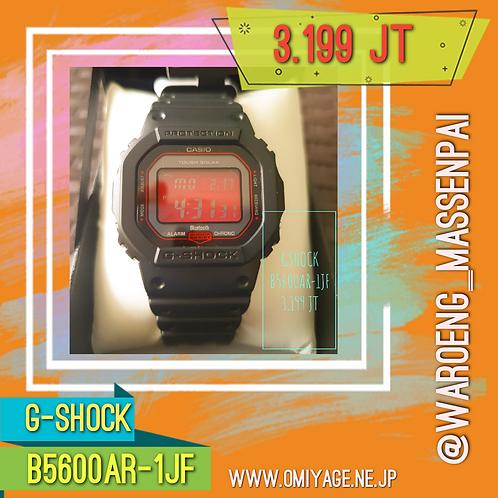 Gshock B5600AR-1JF