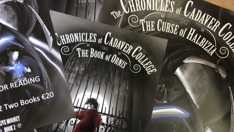 The Chronicles of Cadaver College - Poster Set