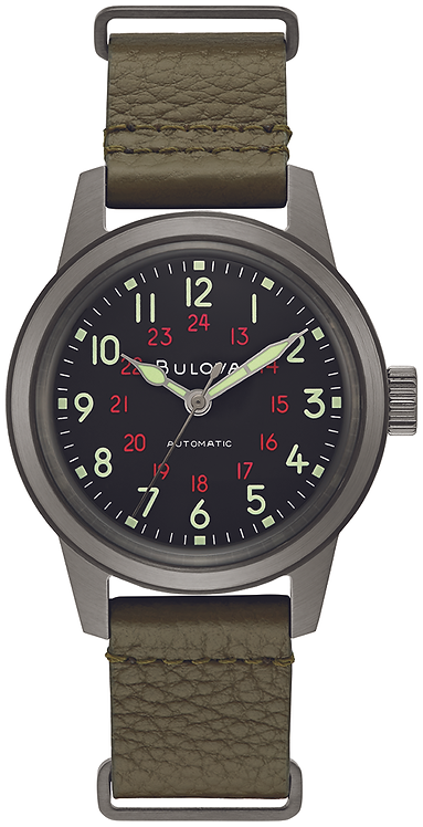Bulova Hack watch