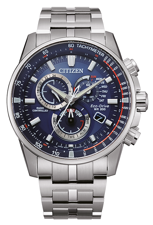 Citizen RC chronograph