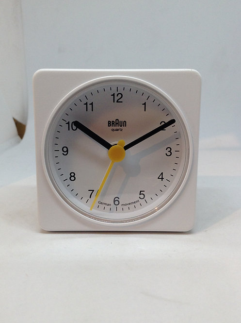 Braun Travel alarm clock
