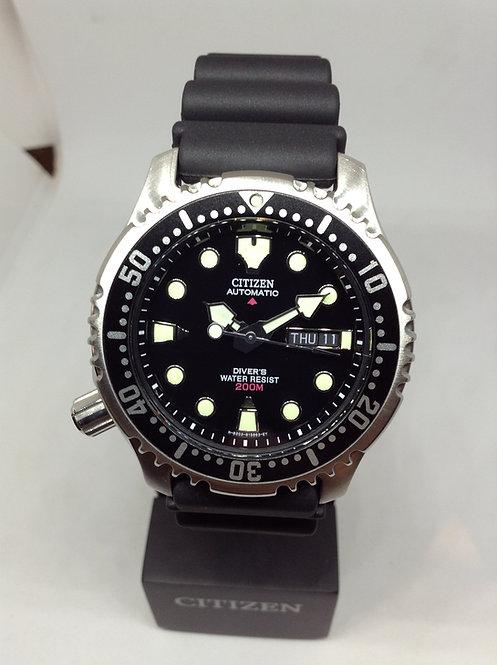 Citizen Diver's automatic