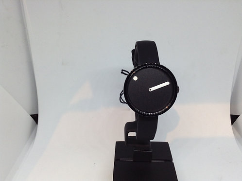 Picto watch 30mm black