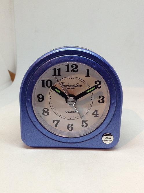 Eichmuller alarm clock blue