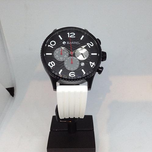 Barrel chronograph black