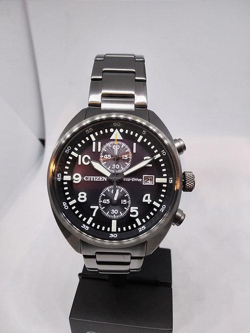Pilot chronograph black