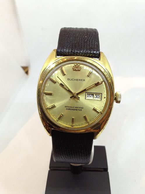 Bucherer automatic horloge