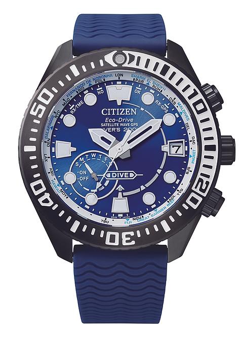 Citizen GPS diver