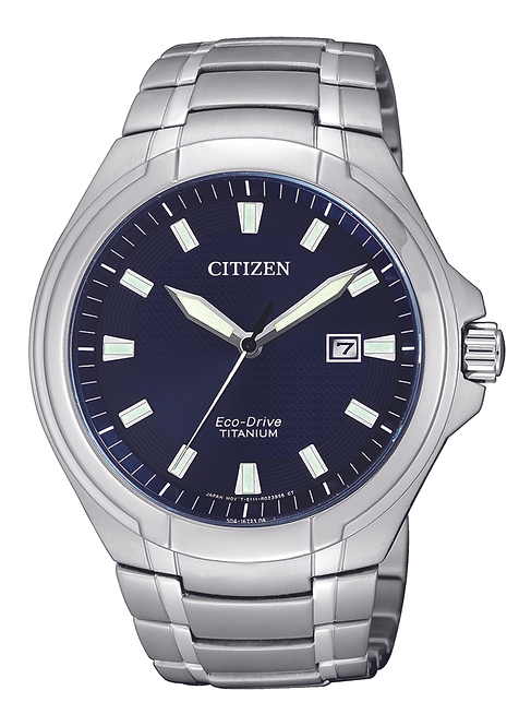 Citizen eco drive titanium