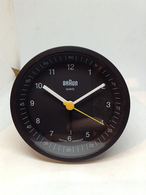 Braun Analogue alarm clock