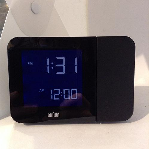 Braun Digital projection clock
