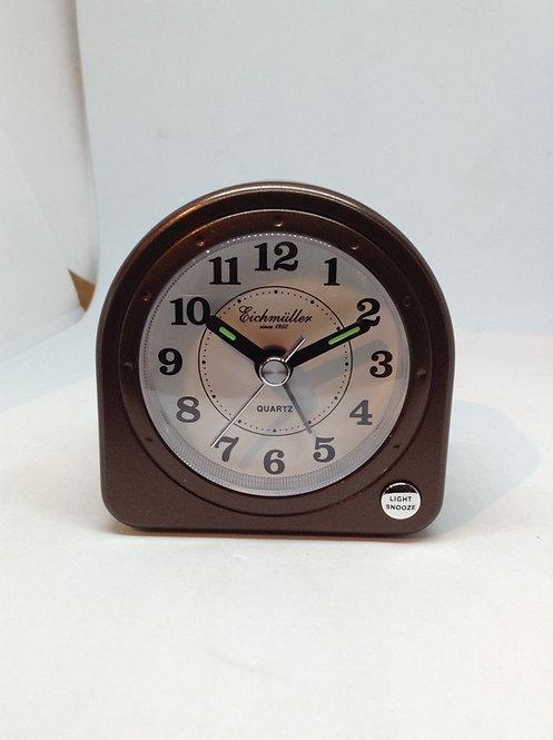 Eichmuller alarm clock brown