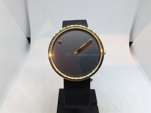 Picto 40 goldplated/black