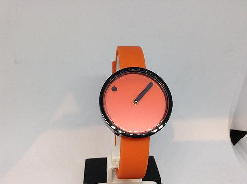 Picto 30 black/orange