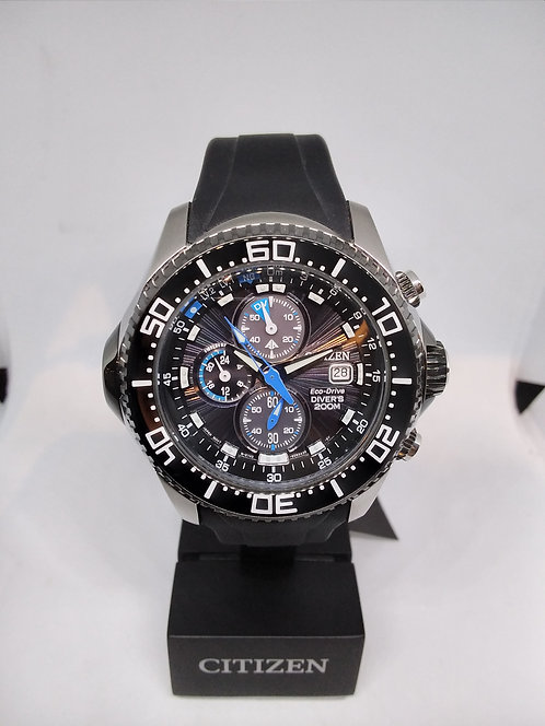 Citizen diver chronograph