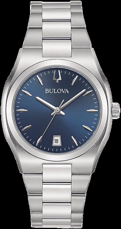 Bulova steel for her