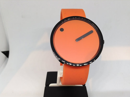 Picto 40 black/orange