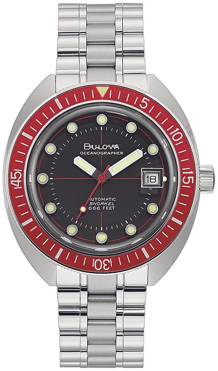 Bulova oceangrapher