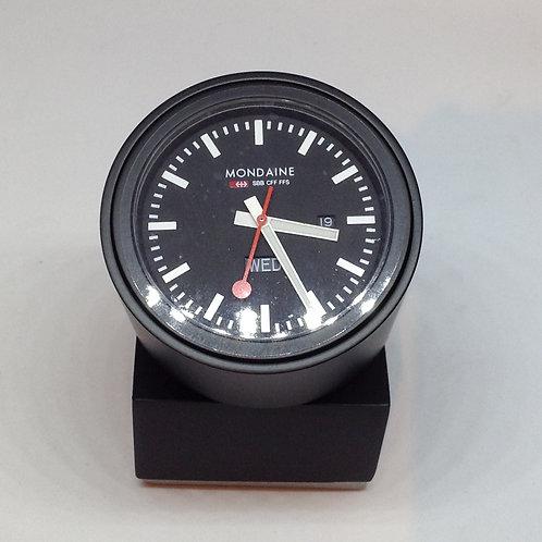 Mondaine tube desk clock
