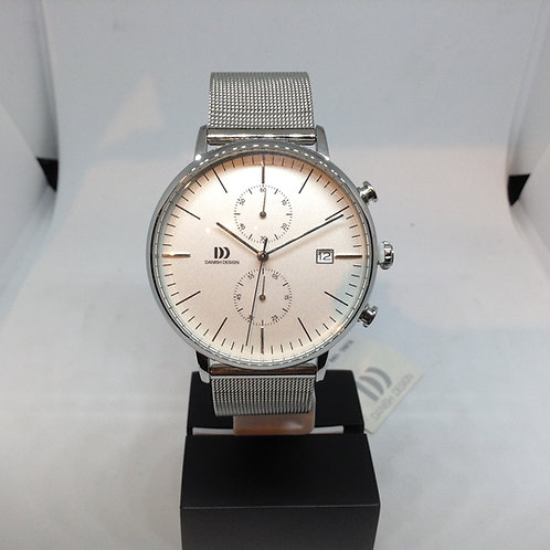 Danish Design chrono milanese gents