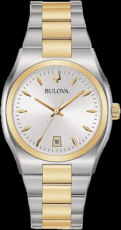 Bulova bicolor for her