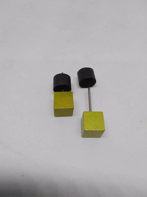 Tjonge jonge oorstekers geel