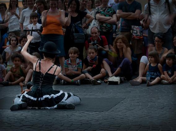 """""""La Strada"""" Festival, Brescia"""