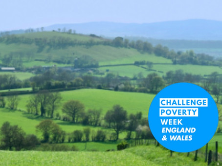 Challenge Poverty Week- get involved at one of our events
