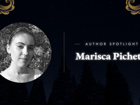 Author Spotlight: Marisca Pichette