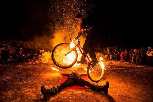 Stunt Bike Wicks