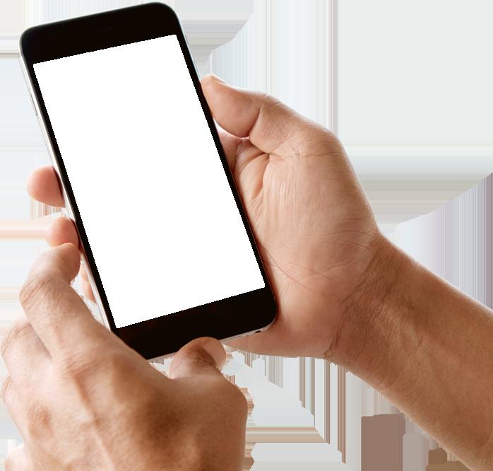 purepng.com-phone-in-handphone-in-handha