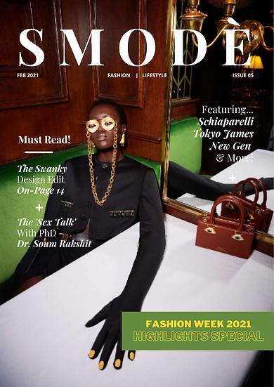 SMODÈ MAGAZINE | ISSUE 5 | FEBRUARY 2021