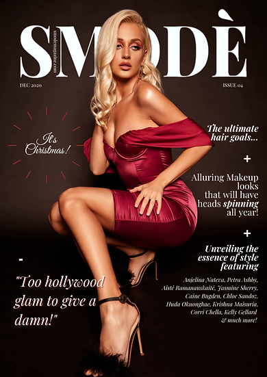 SMODÈ MAGAZINE | ISSUE 4 | DEC/JAN 20-21