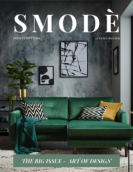 SMODÈ MAGAZINE | ISSUE 3 | OCT/NOV 2020